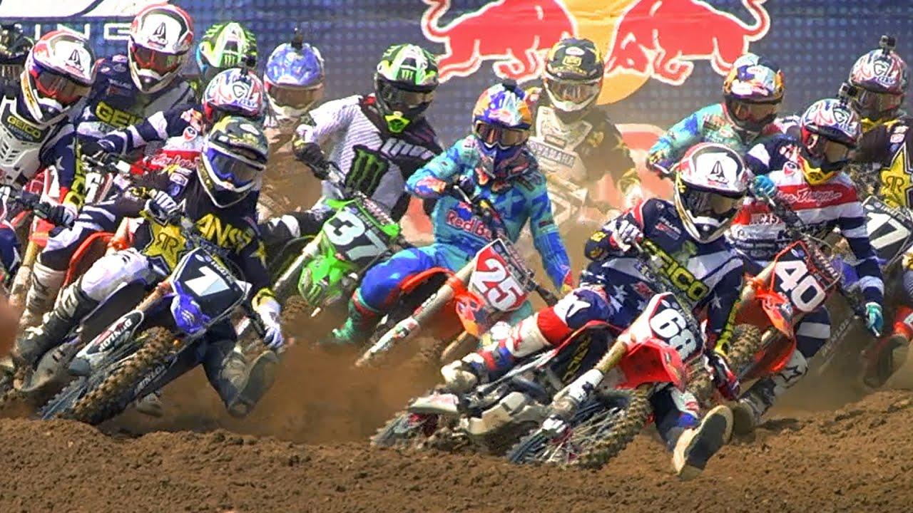 motocross oil