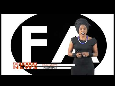 Fashion Tv Africa, Fashion News, Dojah Ndiaye