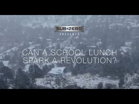 Can a school lunch spark a revolution?