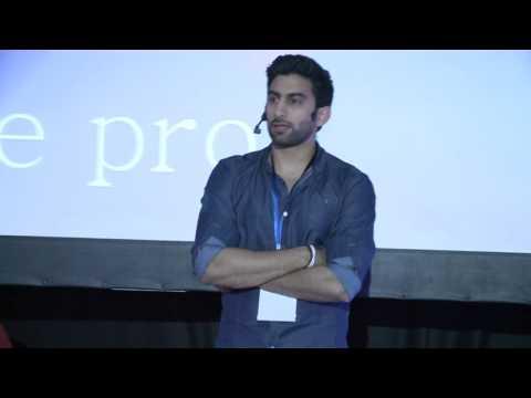 A story of success | Anas Bukhash l أنس بوخش | TEDxPrinceSultanU