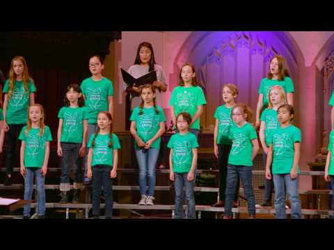 The Tailor of Gloucester - Vancouver Youth Choir KIDS