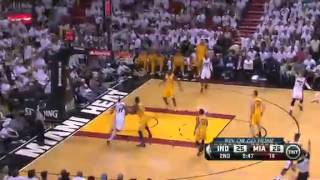 Indiana Pacers Vs Miami Heat - NBA Eastern Conference Finals 2013 Game 7 - Full Highlights 6/3/13