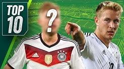 WTF?! Diese 10 Spieler durften wirklich mal für Deutschland kicken! 😱 Onefootball Top 10