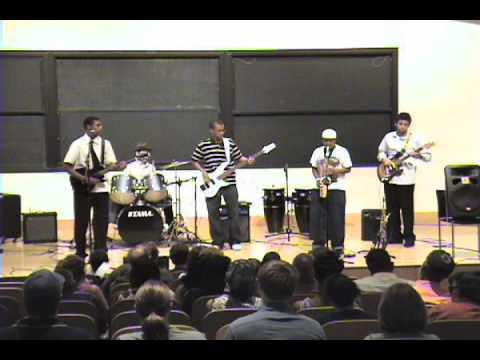 Vernon Park - Brothers for Life: Settlement Music School Summer Jam 2009