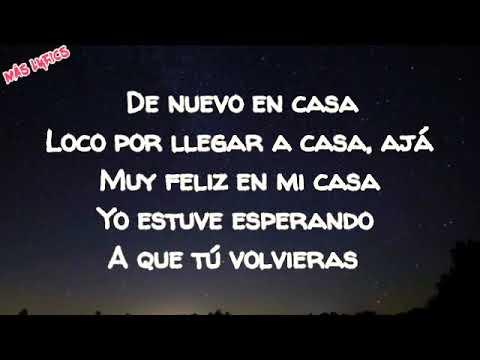 Back In The City (Letra) - Alejandro Sanz ft Nicky jam