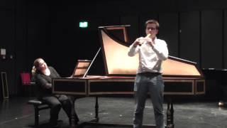 Antonio Vivaldi: recorder concerto in c minor RV 441 - Max Volbers