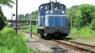 2016年8月5日 京葉臨海鉄道 北袖分岐での折り返し
