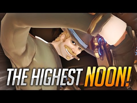 Overwatch - McCrees Highest Noon!