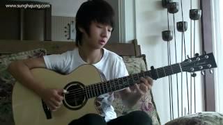 (Jason Mraz) I'm Yours - Sungha Jung_2 (Pemain Gitar Mantap)