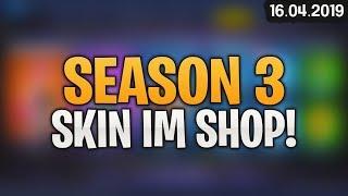 FORTNITE SHOP vom 16.4 - 😳 Season 3 Skin 🛒 Fortnite Daily Item Shop von heute (16 April 2019) | Detu