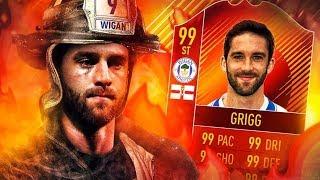 УИЛЛ ГРИГГ СНОВА В ОГНЕ! l FIFA 18 TOTW 30