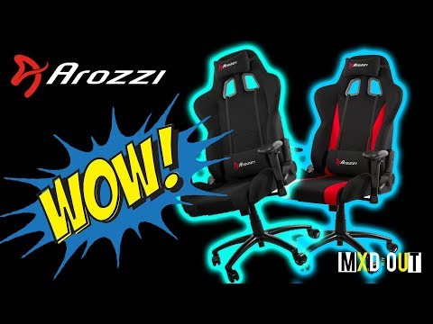 NEW Arozzi Inizio Gaming Chair Review