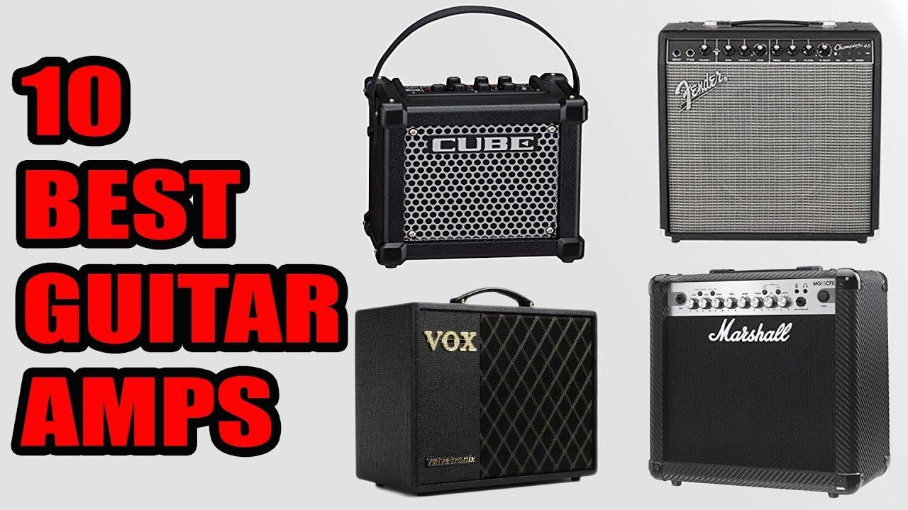 10 best guitar amps youtube. Black Bedroom Furniture Sets. Home Design Ideas