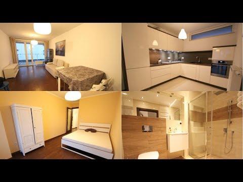 видео: Наша квартира в Кракове | Цены и условия | Район bronowice małe