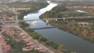 Teresina. Passeio aéreo pelo rio Poti