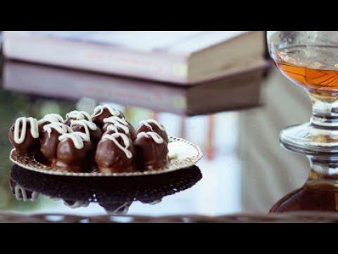 Конфеты Пьяная вишня в шоколаде в домашних условиях