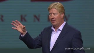 Pastor Robert Morris - The God I Never Knew - Who Is He? Part 2