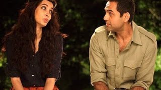 Check out Abhay Deol and Diana Penty's Amazing Chemistry   HappyBhaag Jaayeg   Facebook Live