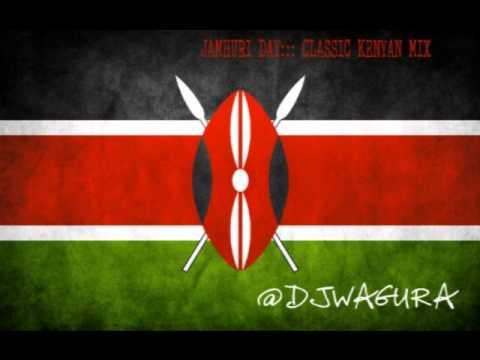 DJ Wagura - Classic Kenyan Mix