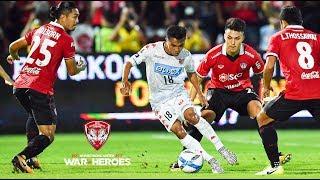 ไฮไลท์ยาวฟุตบอลนัดพิเศษ เอสซีจีเมืองทองฯ 1-0 ซัปโปโร