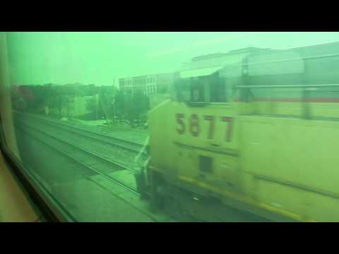 Metra Union Pacific West Ride