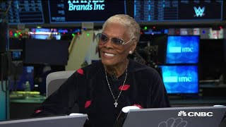 5-time Grammy winner Dionne Warwick: Music industry has changed a lot