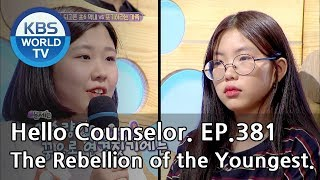 She dreams of becoming a choreographer But not practicing[Hello Counselor ENG,THA/2018.09.24]