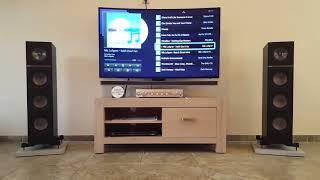 kEF Q 700 vs Monitor Audio Silver RX8 test 3