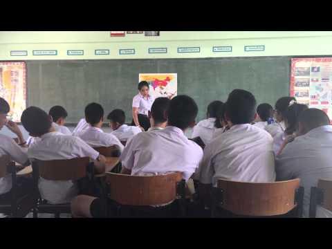 การสอนแผนที่ทวีปเอเชีย Full