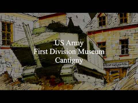 US Army First Division Museum, Cantigny - Andre & Associates Process