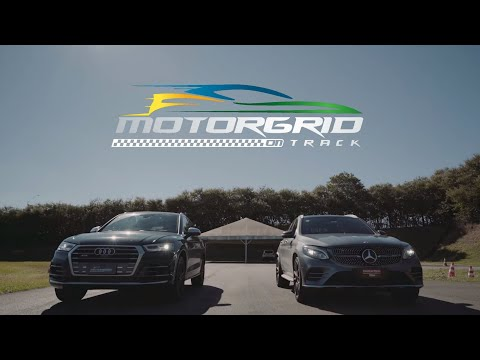 Audi SQ5 2018 vs Mercedes-AMG GLC43 - Motorgrid Drag Race