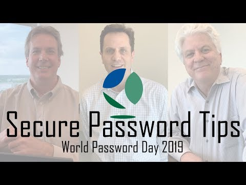 How to Create a Secure Password from YouTube · Duration:  2 minutes 9 seconds
