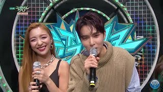 [Music Bank 19.01.04] COME BACK: 려욱 (RYEOWOOK), LUNA (Part 1)