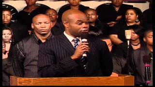 Marvin Winans Jr. charter member of Perfecting Church