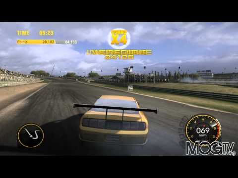 GRID vs GRID 2 Drifting