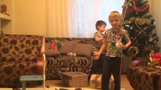видео Подготовка детей к новогодним праздникам