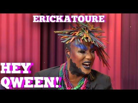 Erickatoure Aviance on Hey Qween! With Jonny McGovern