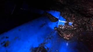 Пластиковая бочка в земле септик канализация сточные воды(Антиреклама., 2015-08-20T13:35:36.000Z)