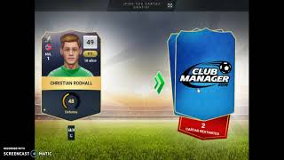 Gameplay completo de Club Manager 2019  - #1