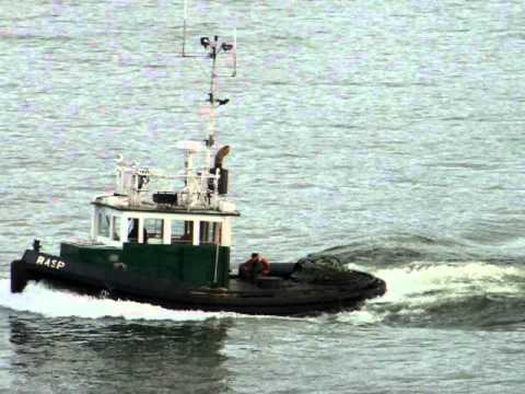 Tug Boats Of The Fraser River