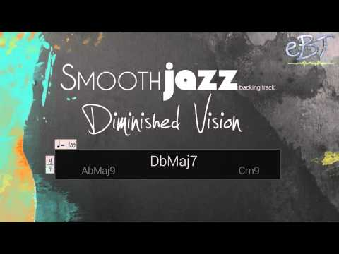 Smooth Jazz Backing Track in Bb Major | 100 bpm