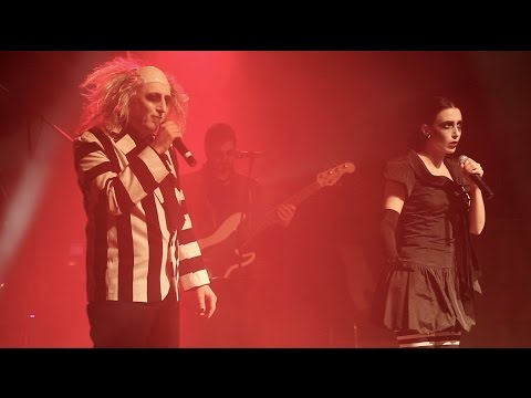 The Spleen Orchestra - Tim Burton Show - BEETLEJUICE (Day-o Banana Boat Song)