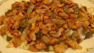 Betty's Kentucky Cashew Chicken