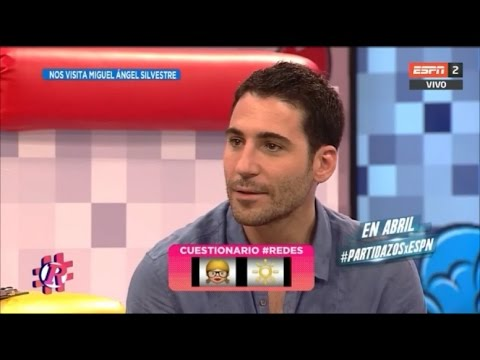 """""""Miguel Ángel Silvestre"""" """"REDES"""" Entrevista completa  20/04/2017"""