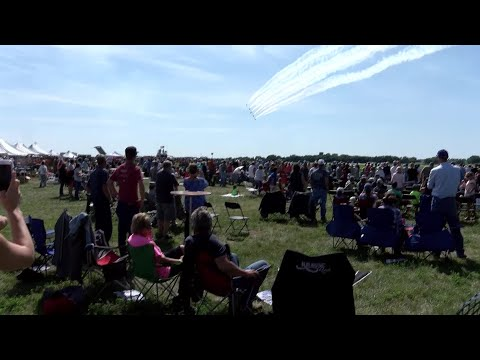 WATCH: Highlights From Sioux Falls Airshow