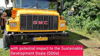 BeeMAG: Sustainable Development Goals Lunch organized by DriveToConnect