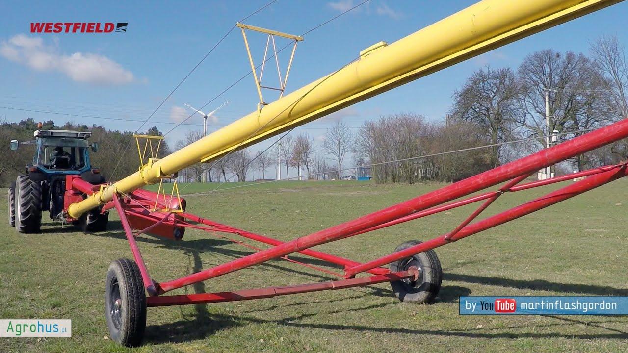 WESTFIELD MK 100-71 żmijka zbożowa / grain auger