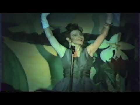 Weba Garretson in Adventure Amour at Café Largo – Hollywood 1990