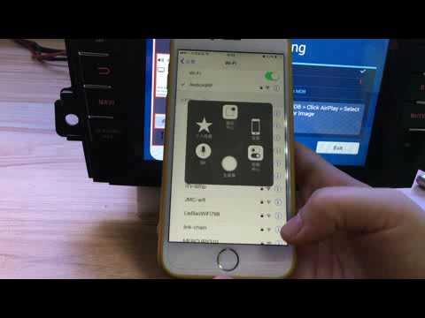 mirrorlink pour iphone