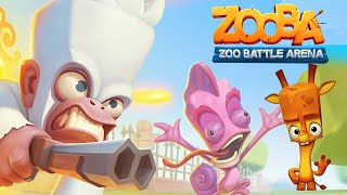 Zooba - Gameplay Walkthrough Part 12 - Massive Battle Royale Ground For King Of Zoo ( ios, Android)